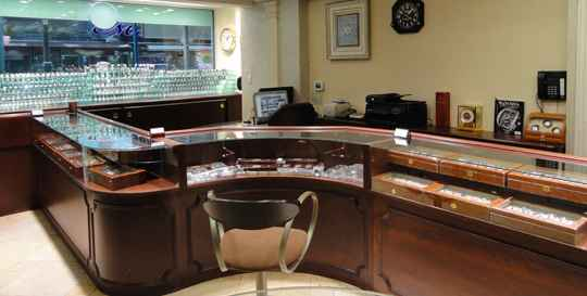 Men's Luxury Watches Shop In New York City