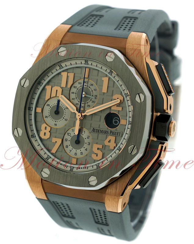 ce6d39ada88 Audemars Piguet - Motion in time