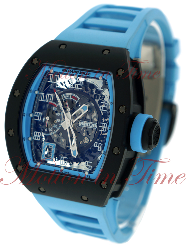 Richard Mille RM-030 - Motion in time